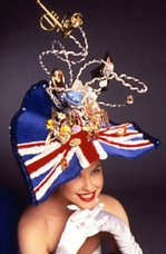 Britain's Festival of Art and Culture Hat